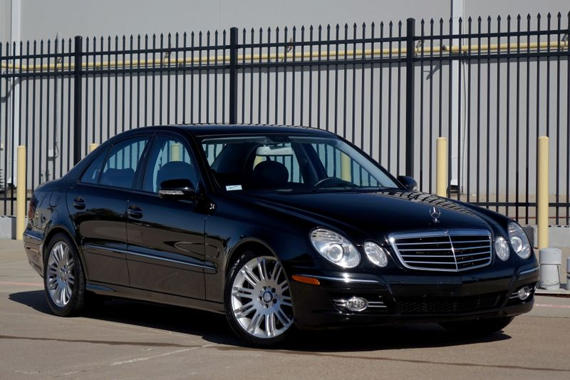 2008 Mercedes-Benz E350 Luxury 3.5L | Plano, TX | Carrick's Autos in Plano TX