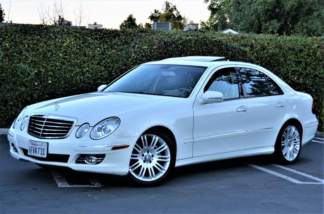 2008 Mercedes-Benz E350 Sport 3.5L Reseda, CA 10