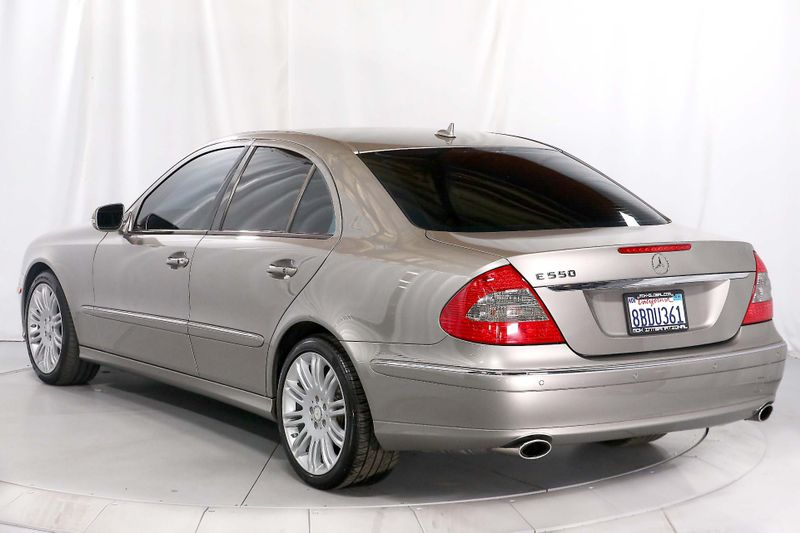 2008 Mercedes-Benz E550 Sport 55L - V8 - P2 pkg - Keyless GO  city California  MDK International  in Los Angeles, California
