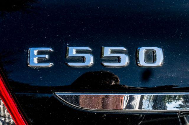 2008 Mercedes-Benz E550 Sport 5.5L Reseda, CA 49