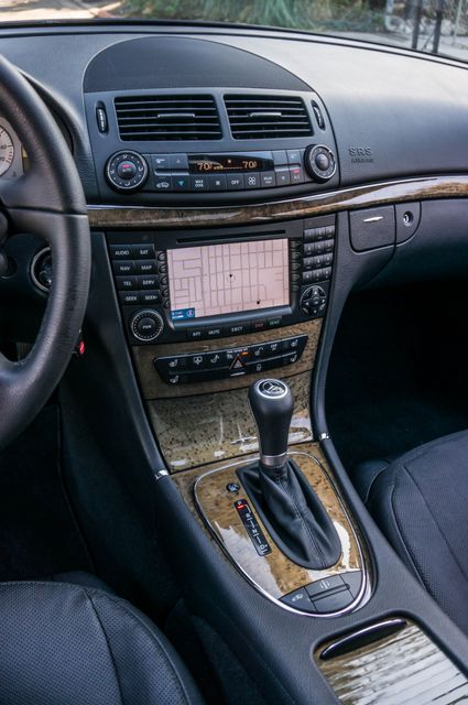 2008 Mercedes-Benz E550 Sport 5.5L Reseda, CA 26