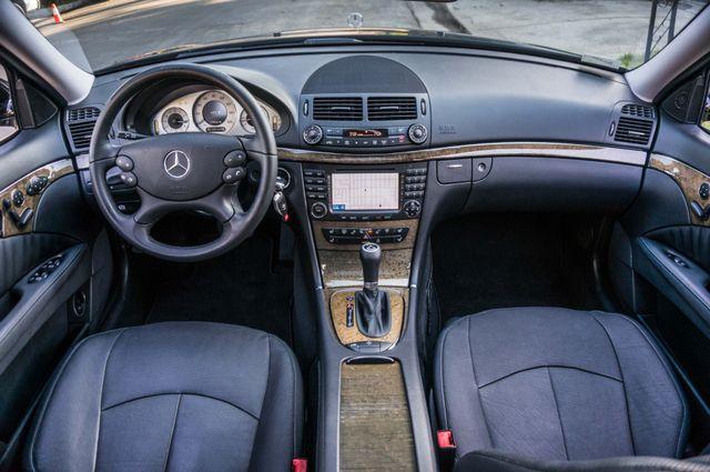2008 Mercedes-Benz E550 Sport 5.5L Reseda, CA 20
