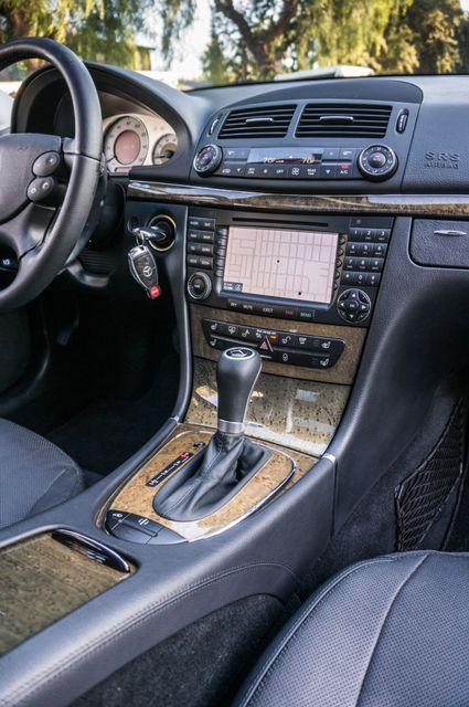 2008 Mercedes-Benz E550 Sport 5.5L Reseda, CA 24