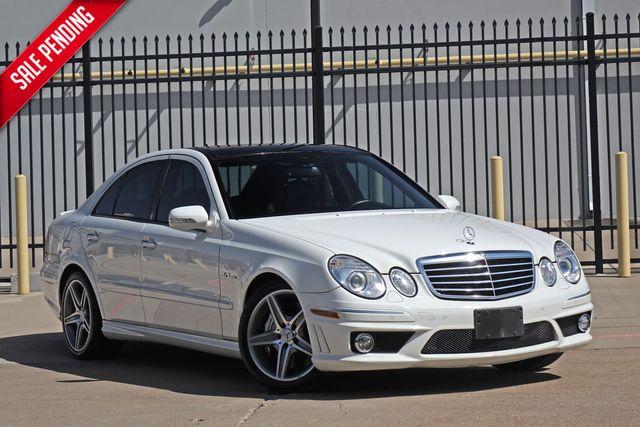 2008 Mercedes-Benz E63 6.3L AMG | Plano, TX | Carrick's Autos in Plano TX