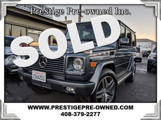 2008 Mercedes-Benz G500 in Campbell CA