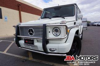 2008 Mercedes-Benz G55 G Class 55 AMG G Wagon ONLY 59k LOW MILES | MESA, AZ | JBA MOTORS in Mesa AZ