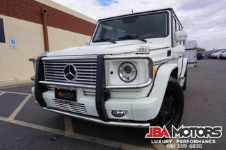 2008 Mercedes-Benz G55 G Class 55 AMG G Wagon ONLY 59k LOW MILES | MESA, AZ | JBA MOTORS in Mesa AZ
