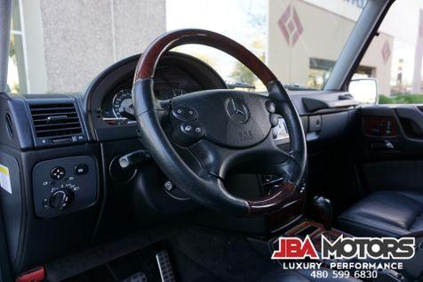 2008 Mercedes-Benz G55 G Class 55 AMG G Wagon ONLY 59k LOW MILES | MESA, AZ | JBA MOTORS in MESA, AZ