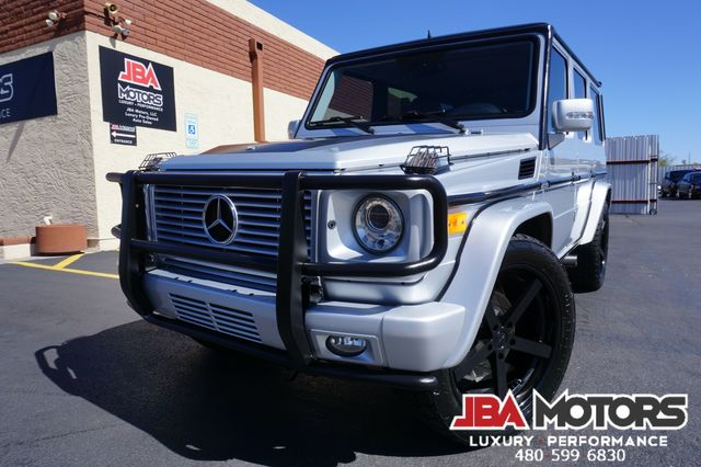 2008 Mercedes-Benz G55 AMG G Class 55 G Wagon Supercharged V8 G55 AMG