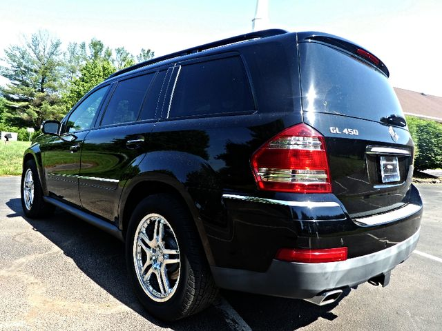 2008 Mercedes-Benz GL450 4.6L Leesburg, Virginia 2