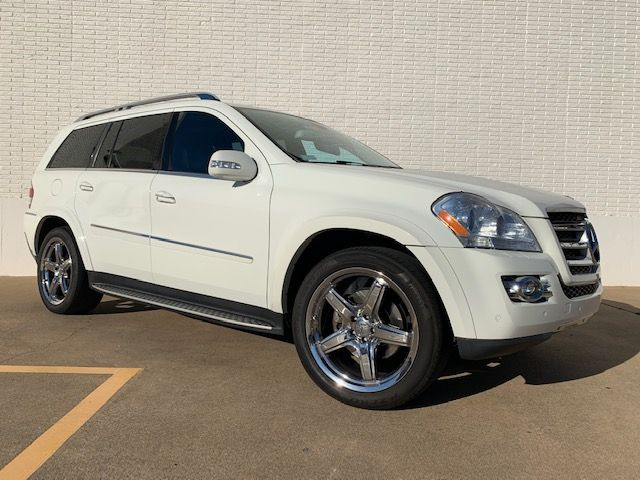 2008 Mercedes-Benz GL550 w/ Rear Entertainment & Keyless-GO in Addison, TX 75001