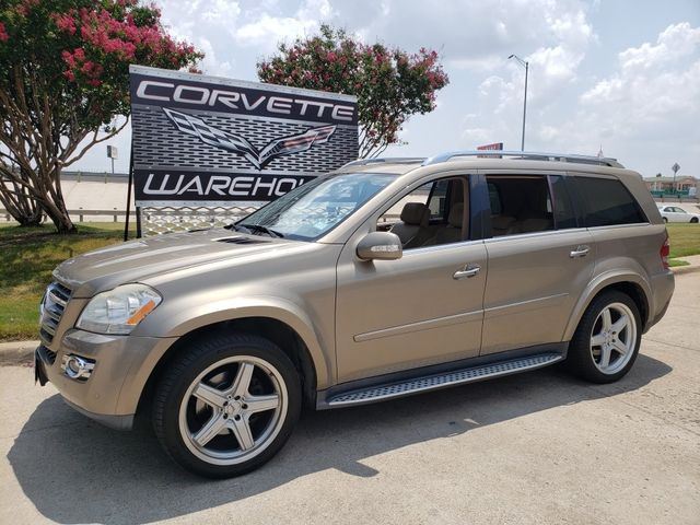 2008 Mercedes-Benz GL550 5.5L, Auto, CD Player, Running Boards, Alloys 177k