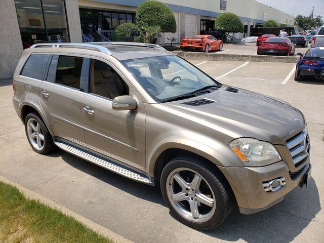 2008 Mercedes-Benz GL550 5.5L, Auto, CD Player, Running Boards, Alloys 177k in Dallas, Texas 75220