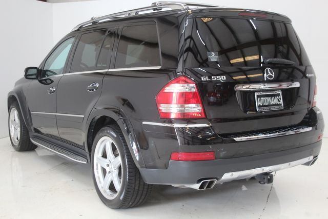 2008 Mercedes-Benz GL550 5.5L Houston, Texas 10