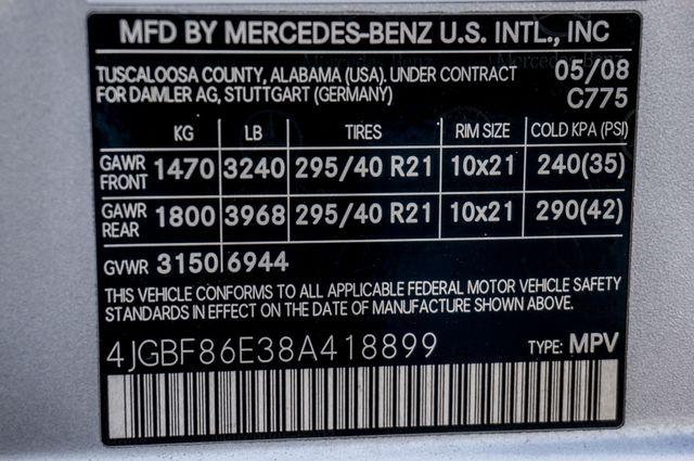 2008 Mercedes-Benz GL550 5.5L Reseda, CA 45