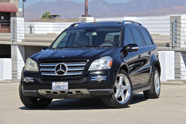 2008 Mercedes-Benz GL550 5.5L Reseda, CA 9