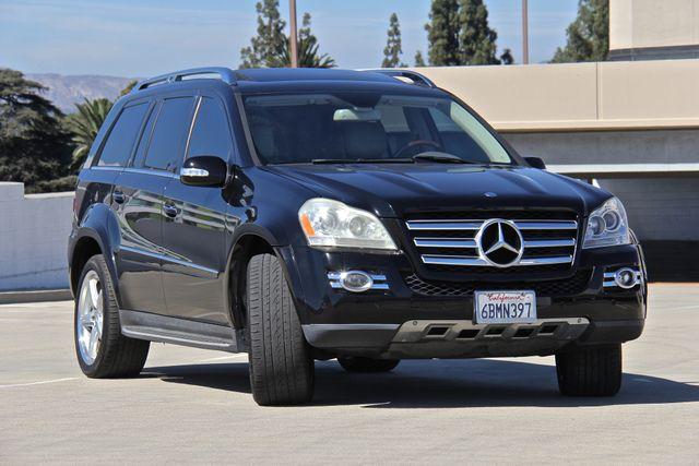 2008 Mercedes-Benz GL550 5.5L Reseda, CA 10