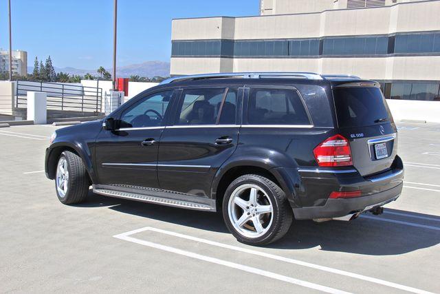 2008 Mercedes-Benz GL550 5.5L Reseda, CA 4