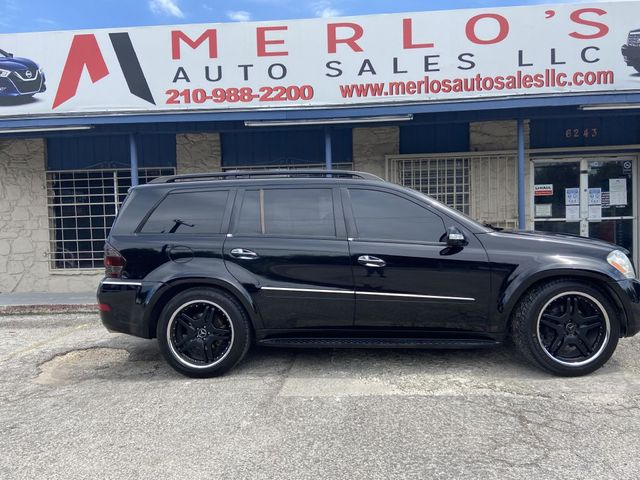 2008 Mercedes-Benz GL550 5.5L