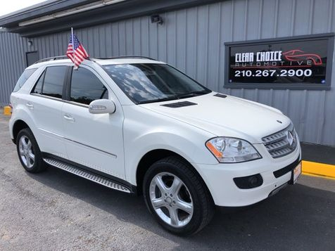 2008 Mercedes-Benz M Class ML350 in San Antonio, TX