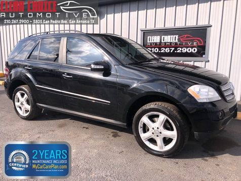 2008 Mercedes-Benz M Class ML320 in San Antonio, TX