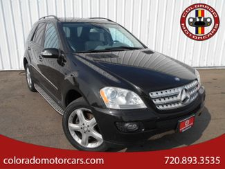 2008 Mercedes-Benz ML320 3.0L CDI in Englewood, CO 80110