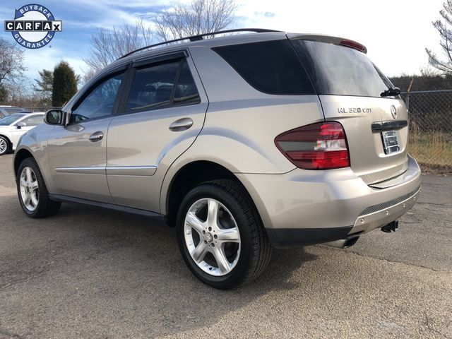 2008 Mercedes-Benz ML320 3.0L CDI Madison, NC 3