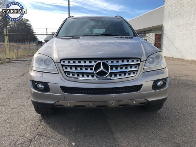 2008 Mercedes-Benz ML320 3.0L CDI Madison, NC 6