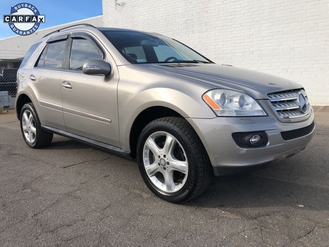 2008 Mercedes-Benz ML320 3.0L CDI Madison, NC 7