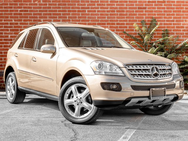 2008 Mercedes-Benz ML350 3.5L Burbank, CA 0