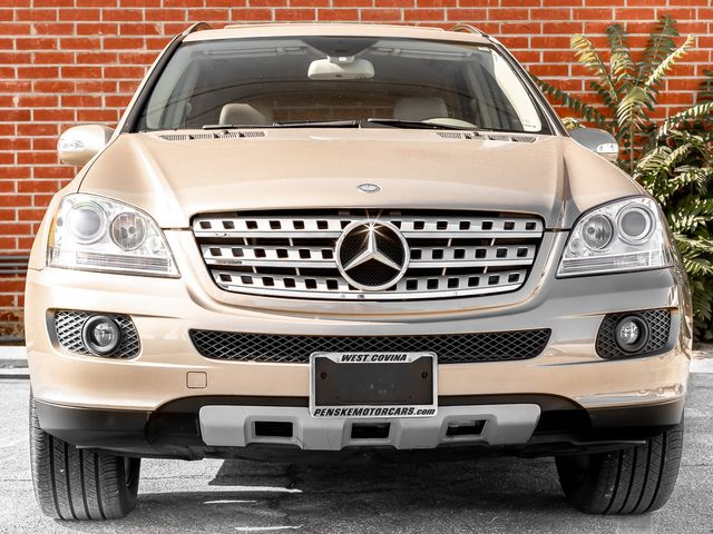 2008 Mercedes-Benz ML350 3.5L Burbank, CA 2