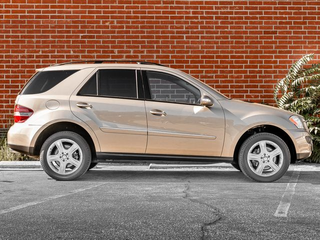 2008 Mercedes-Benz ML350 3.5L Burbank, CA 4