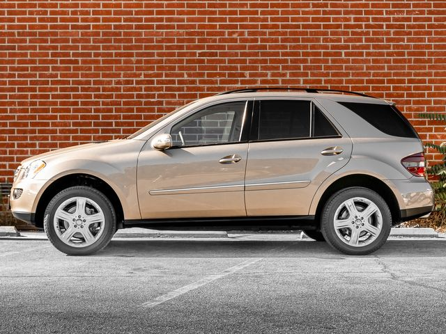 2008 Mercedes-Benz ML350 3.5L Burbank, CA 5