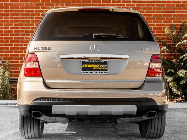 2008 Mercedes-Benz ML350 3.5L Burbank, CA 3