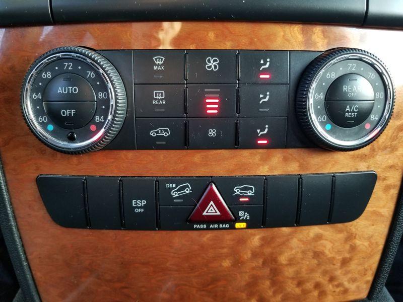 Esp Mercedes Benz Malfunction