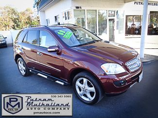 2008 Mercedes-Benz ML350 3.5L in Chico, CA 95928