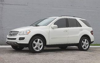 2008 Mercedes-Benz ML350 3.5L Hollywood, Florida 10