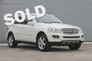 2008 Mercedes-Benz ML350 3.5L Hollywood, Florida
