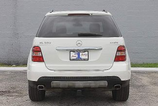 2008 Mercedes-Benz ML350 3.5L Hollywood, Florida 6