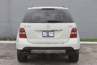 2008 Mercedes-Benz ML350 3.5L Hollywood, Florida 50