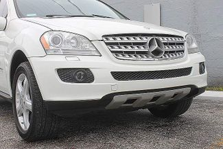 2008 Mercedes-Benz ML350 3.5L Hollywood, Florida 40