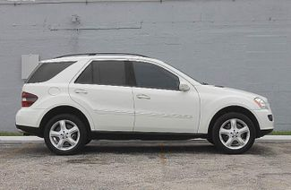 2008 Mercedes-Benz ML350 3.5L Hollywood, Florida 3