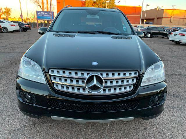 2008 Mercedes-Benz ML350 3 MONTH/3,000 NATIONAL POWERTRAIN WARRANTY Mesa, Arizona 7