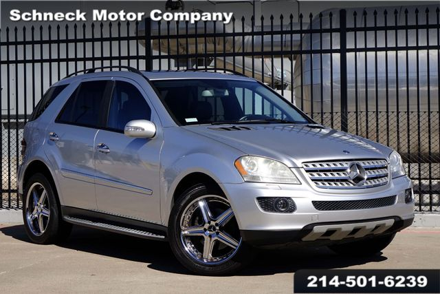 2008 Mercedes-Benz ML350 3.5L