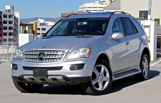 2008 Mercedes-Benz ML350 3.5L Reseda, CA 7