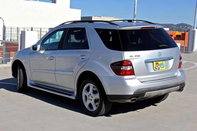 2008 Mercedes-Benz ML350 3.5L Reseda, CA 6