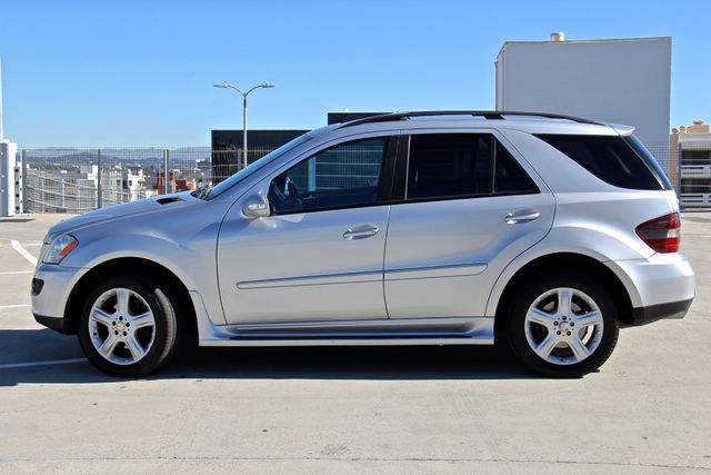 2008 Mercedes-Benz ML350 3.5L Reseda, CA 2
