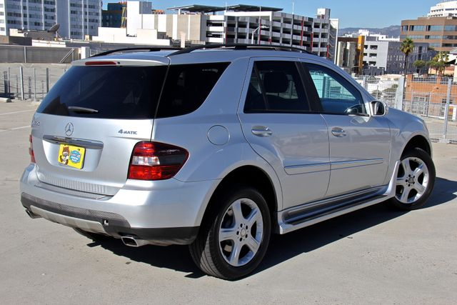 2008 Mercedes-Benz ML350 3.5L Reseda, CA 10