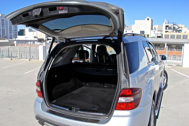 2008 Mercedes-Benz ML350 3.5L Reseda, CA 12