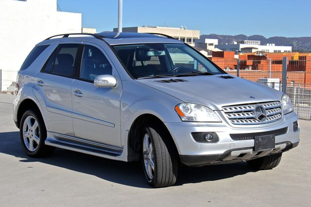2008 Mercedes-Benz ML350 3.5L Reseda, CA 4